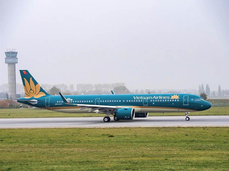 A Vietnam Airlines aircraft (Source: VNA)