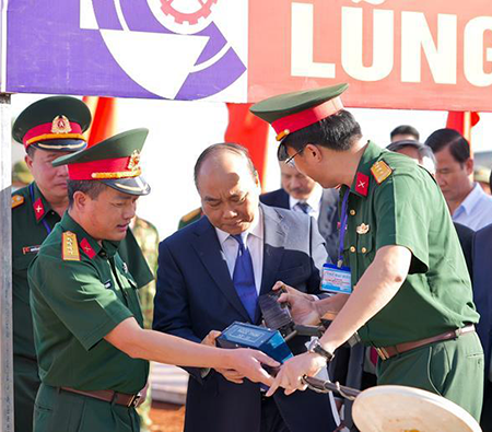 Vietnam starts building new airport for Ho Chi Minh City
