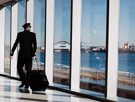 A shortage of pilots could keep the airlines from making a real comeback